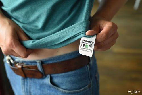 Nachhaltigkeit beim Herbst-Shopping – Der Grüne Knopf zeigt, wie es geht