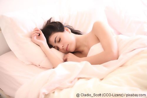 Mehr Wohlbefinden durch gesunden Schlaf